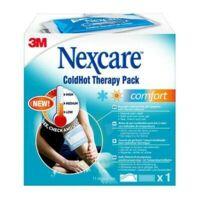 Nexcare Coldhot Comfort Coussin Thermique Avec Thermo-indicateur 11x26cm + Housse à VITRE