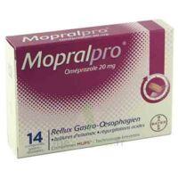Mopralpro 20 Mg Cpr Gastro-rés Film/14 à VITRE