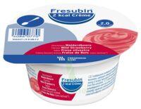 Fresubin 2kcal Crème Sans Lactose Nutriment Fraise Des Bois 4 Pots/200g à VITRE