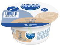Fresubin 2kcal Creme Sans Lactose Nutriment PralinÉ 4pots/200g à VITRE