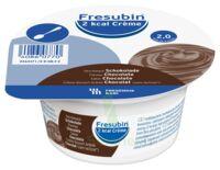 Fresubin 2kcal Crème sans lactose Nutriment chocolat 4 Pots/200g à VITRE