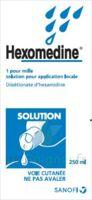 Hexomedine 1 Pour Mille S Appl Loc Fl/250ml à VITRE