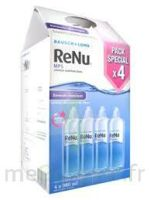 RENU MPS Pack Observance 4X360 mL à VITRE