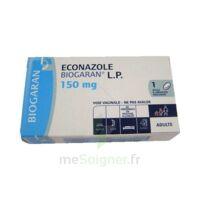 Econazole Biogaran L.p. 150 Mg, Ovule à Libération Prolongée à VITRE