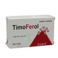 Timoferol, Gélule Plq/90 à VITRE