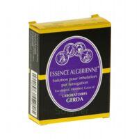 Essence Algerienne, Solution Pour Inhalation Par Fumigation à VITRE