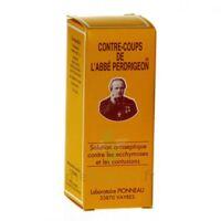 CONTRE-COUPS DE L'ABBE PERDRIGEON, solution pour application cutanée à VITRE