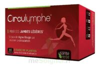 Santé Verte Circulymphe Triple Actions B/60 à VITRE