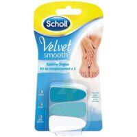 Scholl Velvet Smooth Ongles Sublimes kit de remplacement à VITRE