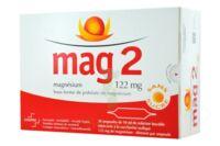 MAG 2 122 mg S buv en ampoule sans sucre édulcoré à la saccharine sodique 30Amp/10ml à VITRE