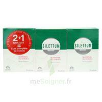 Silettum Nutrition Du Cheveu 60 X2 + 60 Offertes à VITRE
