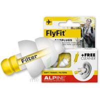 Bouchons d'oreille FlyFit ALPINE à VITRE