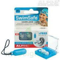Bouchons d'oreille SwimSafe ALPINE à VITRE