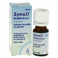ZYMAD 10 000 UI/ml, solution buvable en gouttes à VITRE