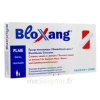 BLOXANG Eponge de gélatine stérile hémostatique B/5 à VITRE