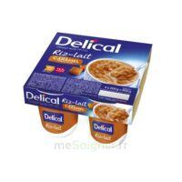 Delical Riz Au Lait Nutriment Caramel Pointe De Sel 4pots/200g à VITRE