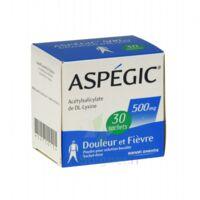 Aspegic 500 Mg, Poudre Pour Solution Buvable En Sachet-dose 30 à VITRE