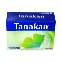 TANAKAN 40 mg, comprimé enrobé PVC/alu/90 à VITRE