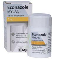 ECONAZOLE MYLAN 1 % Pdr appl cut Fl/30g à VITRE