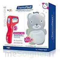 Thermoflash thermomètre LX-26 + bouillotte offerte Couleur rouge à VITRE