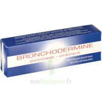 Bronchodermine, Pommade à VITRE