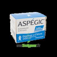 Aspegic 500 Mg, Poudre Pour Solution Buvable En Sachet-dose 20 à VITRE