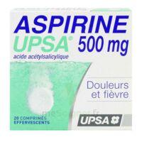 Aspirine Upsa 500 Mg, Comprimé Effervescent à VITRE