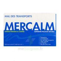 MERCALM, comprimé pelliculé sécable à VITRE