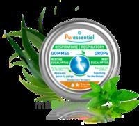 Puressentiel Respiratoire Gommes Menthe-Eucalyptus Respiratoire - 45 g à VITRE