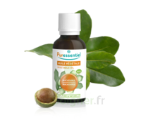Puressentiel Huiles Végétales - Hebbd Macadamia Bio** - 30 Ml à VITRE