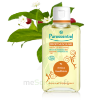 Puressentiel Articulations & Muscles Huile de massage BIO** Effort Musculaire - Arnica - Gaulthérie - 100 ml à VITRE
