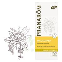 Pranarom Huile Végétale Bio Macadamia 50ml à VITRE