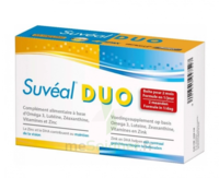 SUVEAL DUO Caps B/60 à VITRE