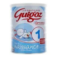 GUIGOZ 1, bt 800 g à VITRE