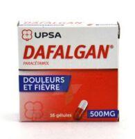 DAFALGAN 500 mg Gélules 2plq/8 (16) à VITRE