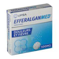 EFFERALGANMED 500 mg, comprimé effervescent sécable à VITRE