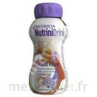 NUTRINIDRINK MULTIFIBRE, bouteille 200 ml à VITRE
