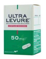 ULTRA-LEVURE 50 mg Gélules Fl/50 à VITRE