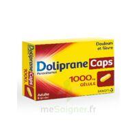 Dolipranecaps 1000 Mg Gélules Plq/8 à VITRE