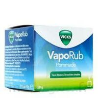 VICKS VAPORUB, pommade 50g à VITRE
