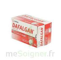 Dafalgan 1000 Mg Comprimés Effervescents B/8 à VITRE