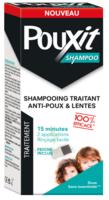 Pouxit Shampoo Shampooing Traitant Antipoux Fl/200ml+peigne à VITRE