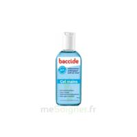 Baccide Gel mains désinfectant sans rinçage 75ml à VITRE