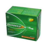 Berocca Comprimés pelliculés Plq/60 à VITRE