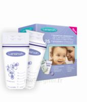 Lansinoh Sachet congélation lait maternel B/25 à VITRE