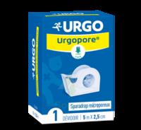 Urgopore Sparadrap non tissé 2,5cmx5m dévidoir à VITRE