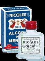Ricqles 80° Alcool de menthe 30ml à VITRE