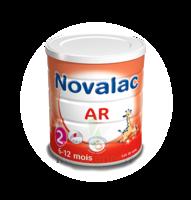 Novalac AR 2 Lait poudre antirégurgitation 2ème âge 800g à VITRE