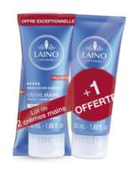 Laino Hydratation au Naturel Crème mains Cire d'Abeille 3*50ml à VITRE