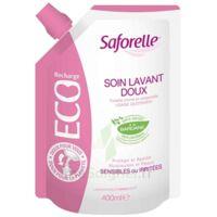 Saforelle Solution soin lavant doux Eco-recharge/400ml à VITRE